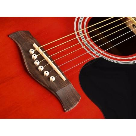 Chitara electro-acustica Richwood RD12CEBS