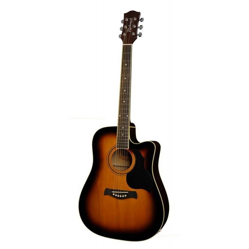 Chitara electro-acustica Richwood RD12CESB