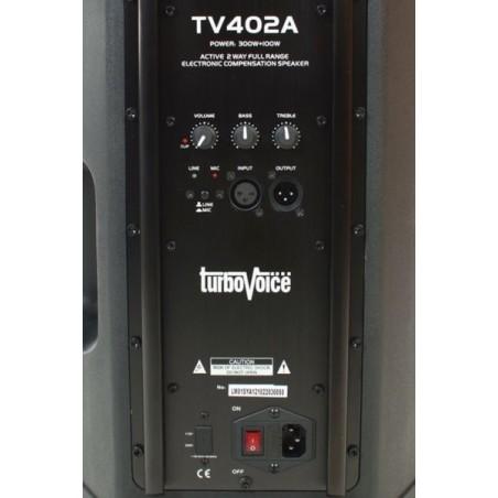 Boxa activa TurboVoice Tv402