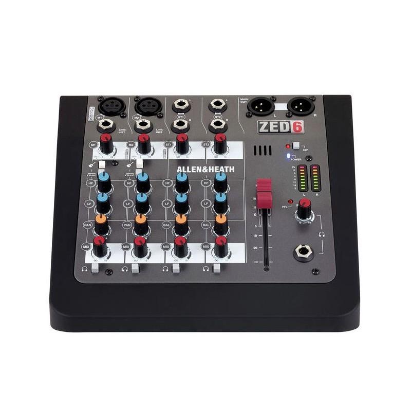 Mixer Allen&Heath ZED6