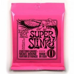 Corzi chitară electrică  Ernie Ball Super Slinky