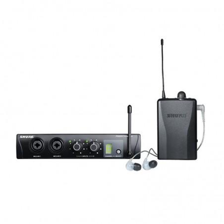Monitor wireless in-ear Shure PSM 200
