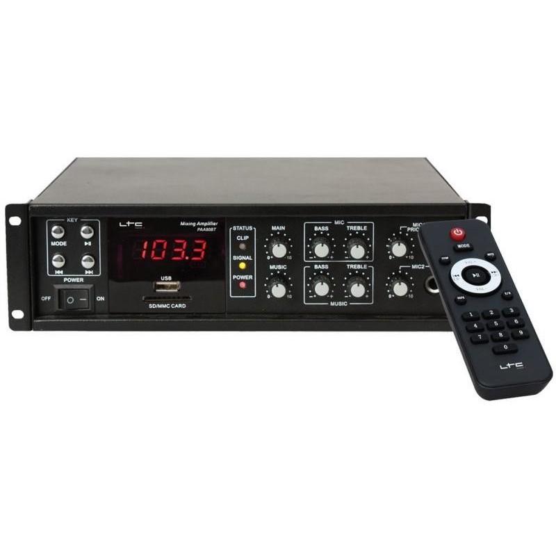 Amplificator de linie 100v cu 80w LTC