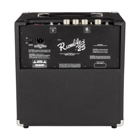 Amplificator Chitara Bass Fender Rumble 25 V3