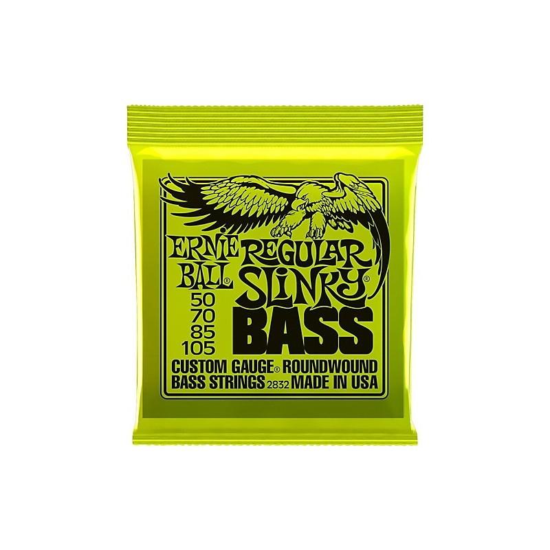 Corzi chitara bass Ernie Ball 2832  Regular Slinky