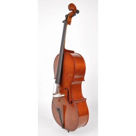 Set  Violoncel 4/4  Leonardo Basic Series LC1044