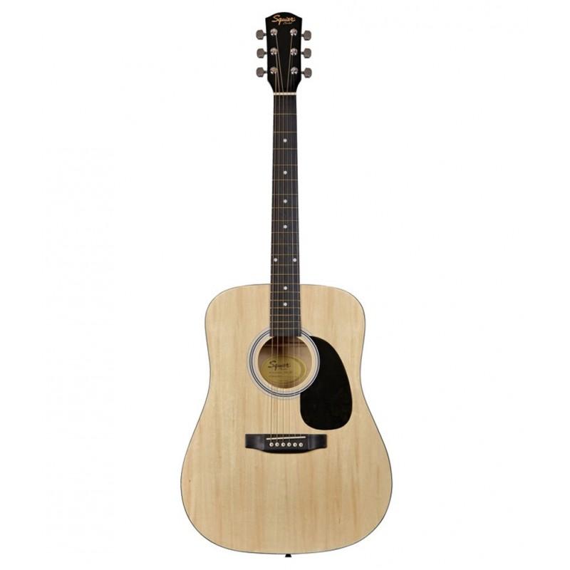 Squier Fender SA-105 Natural [Chitară acustică]