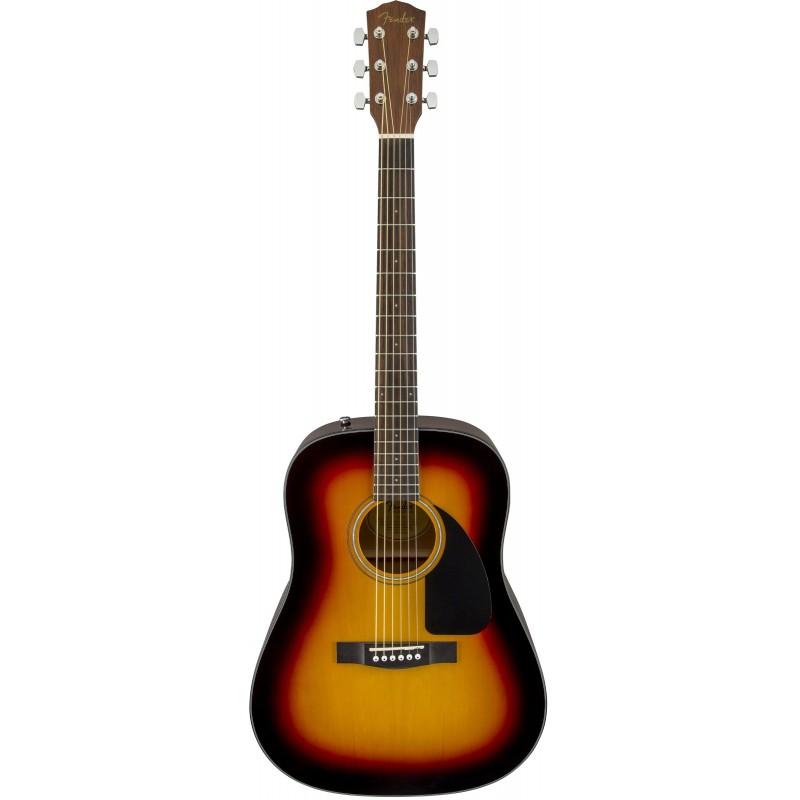 Fender CD-60 Sunburst [Chitară acustică]