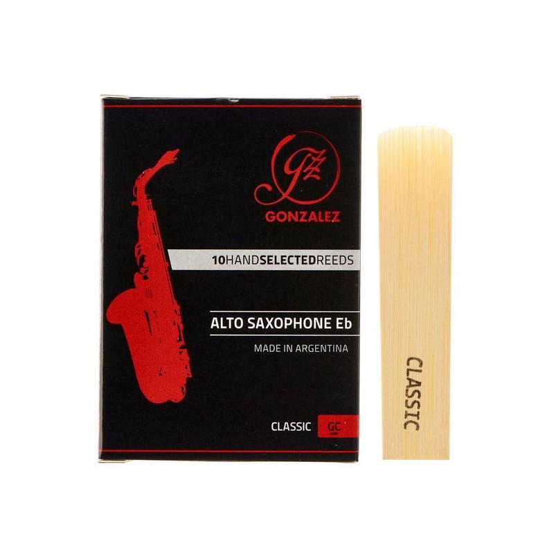 Ancii Saxofon Alto 1,5 Gonzales Classic