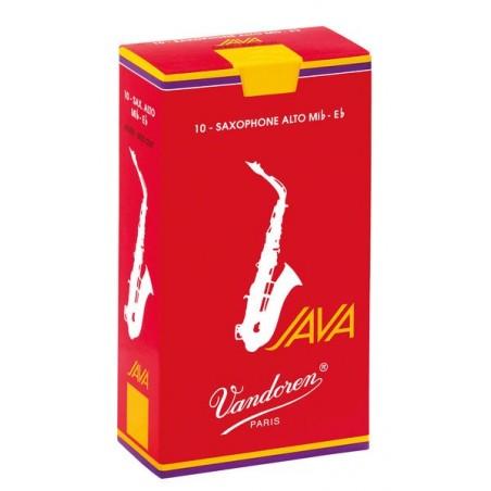 Ancii Saxofon Alto 1,5 Vandoren Java Red