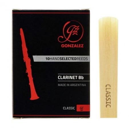 Ancii Clarinet Francez Sib 2 Gonzales Classic