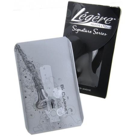 Ancii Clarinet Francez Sib 3 1/4 Legere Signature