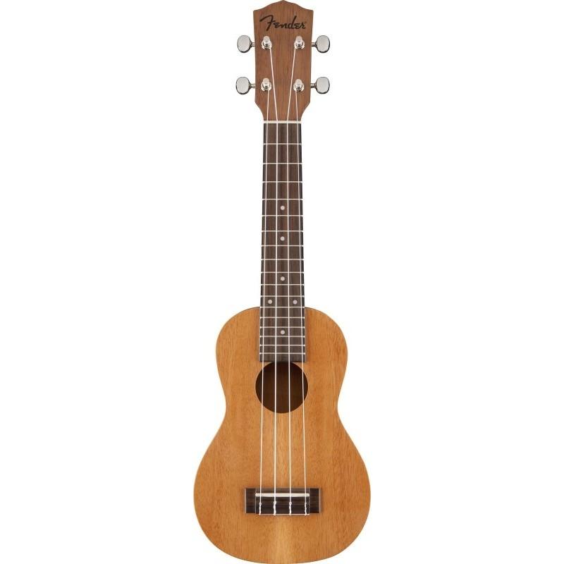 Fender Piha'ea Soprano [Ukulele]