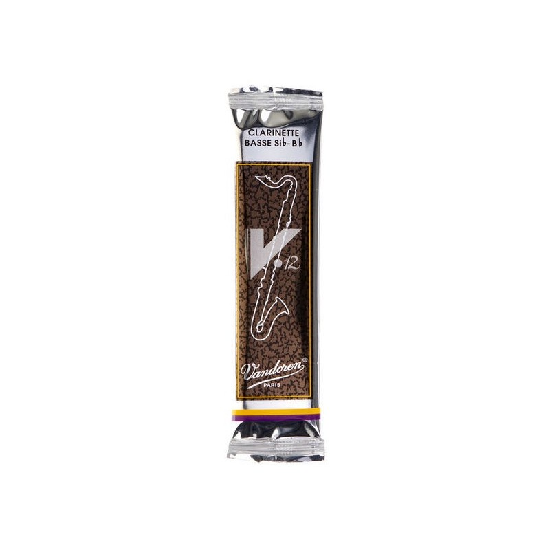 Ancii Clarinet Francez Bas 3,5 Vandoren V12