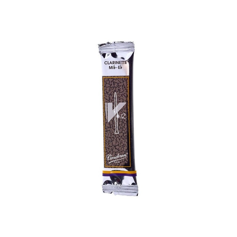 Ancii Clarinet Francez Mib 3 Vandoren V12