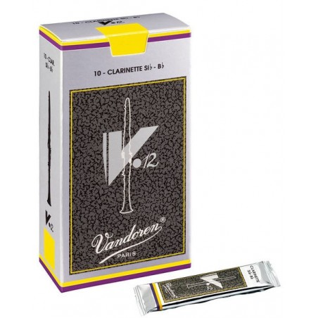 Ancii Clarinet Francez Sib 4 Vandoren V12