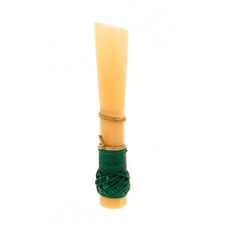 Ancii Fagot Medium-Hard Emerald Plastic Bassoon