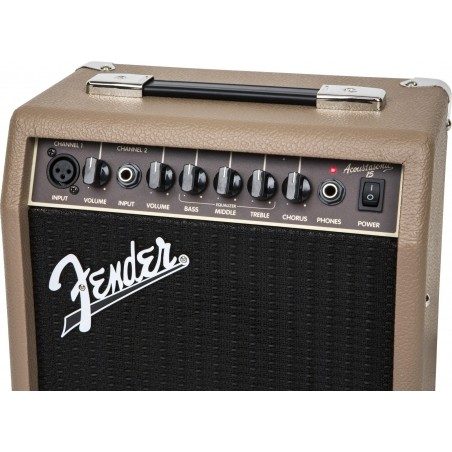 Fender Acoustasonic 15 Combo [Amplificator]