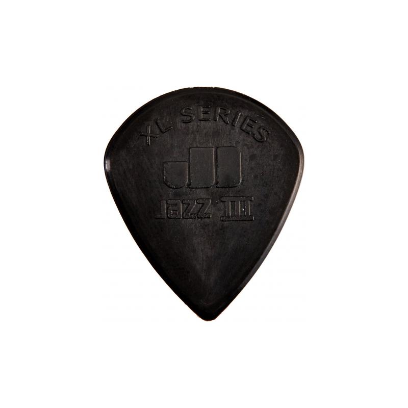 Dunlop 47R3S Jazz III Stiffo - Pana Chitara
