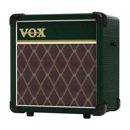 Amplificator Chitara - Vox Mini5-RM British Racing Green