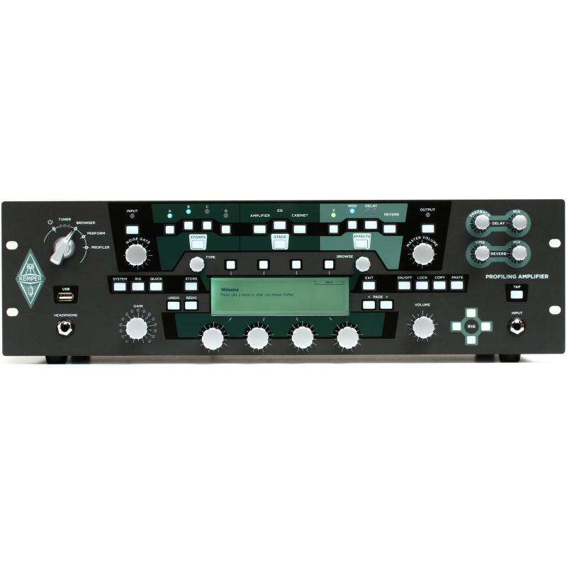 Amplificator Chitara Modeling 600 Wati - Kemper Profiler Power Rack