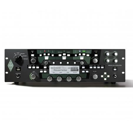 Amplificator Chitara Modeling 600 Wati -Kemper Profiler Power Rack + Pedalboard