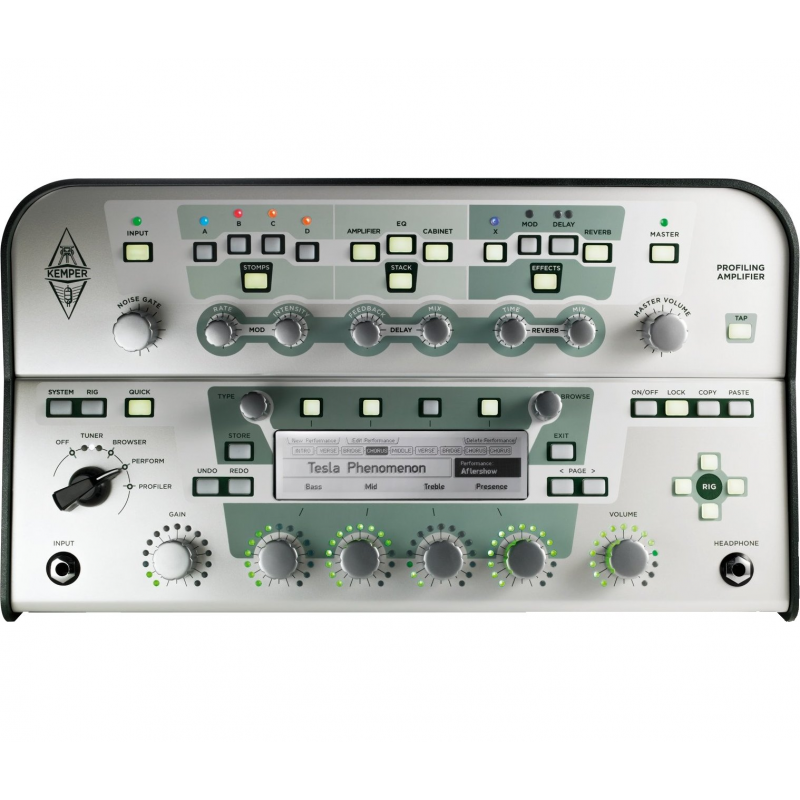 Amplificator Chitara - Kemper Profiler Head - WH