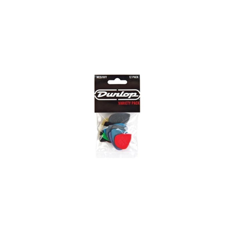 Dunlop PVP102 Variety Pack Medium Heavy - Set Pene Chitara