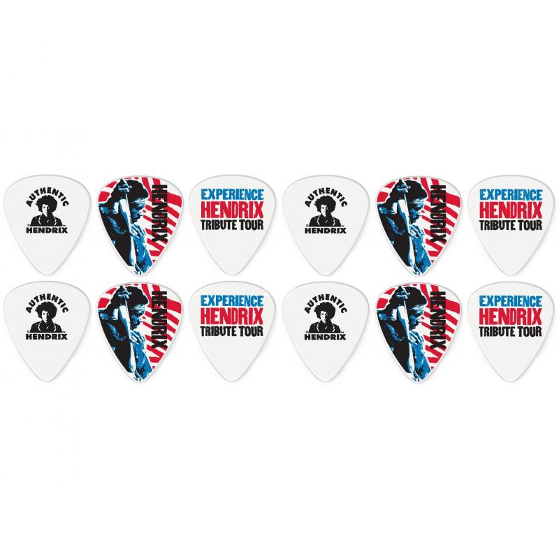 Dunlop JH-PT09M Tribute Tour - Set Pene Chitara