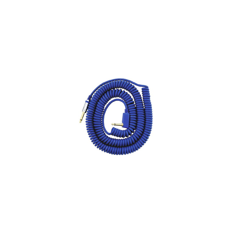 Cablu Chitara - Vox VCC-90 Coil Cable Blue