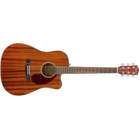 Set Chitara electro-acustica Fender CD-140SCE All Mahohany