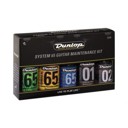 Dunlop 6500 Formula 65 Guitar Kit [Îngrijire chitară]