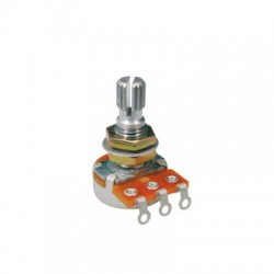 PM500-AS ALPS SMALL 500K AUDIO (VOLUME) POTENTIOMETER