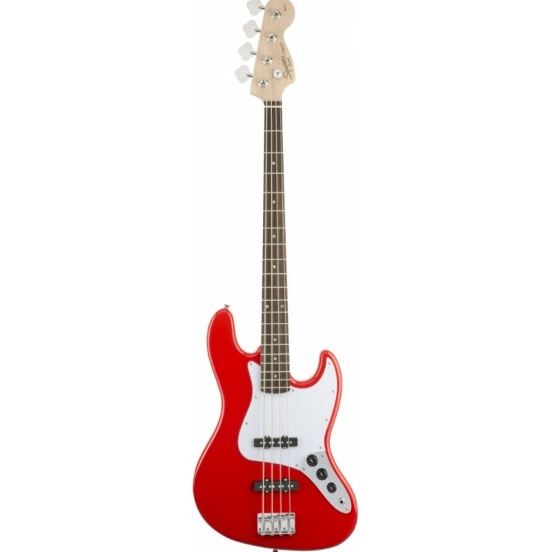 Squier Affinity Jazz Bass Race Red [Chitară bass]
