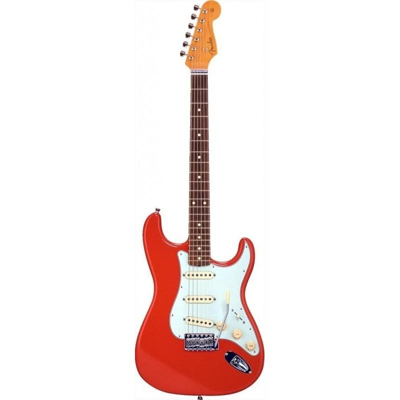 Fender Japan Classic 60s Strat RW Fiesta Red [Chitară electrică]