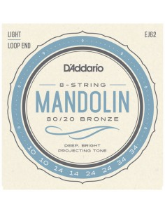Corzi mandolină D'Addario EJ62
