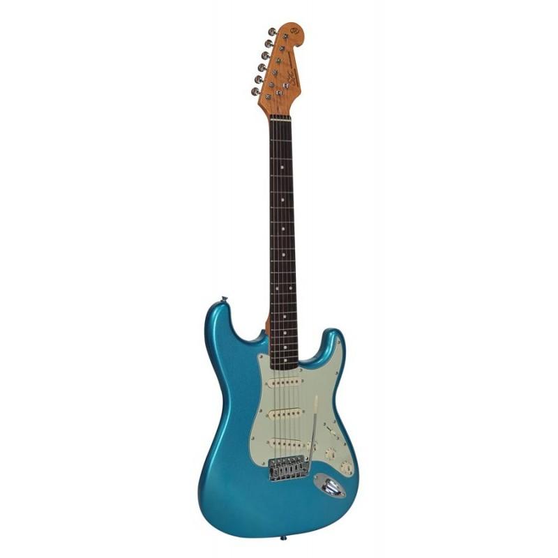 SST62LPB Blue SX [Chitară electrică]