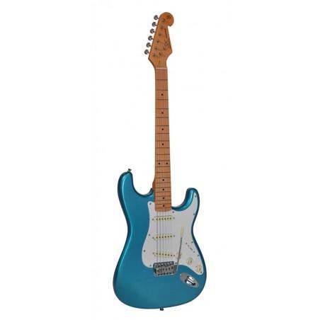 SST57LPB Blue SX [Chitară electrică]