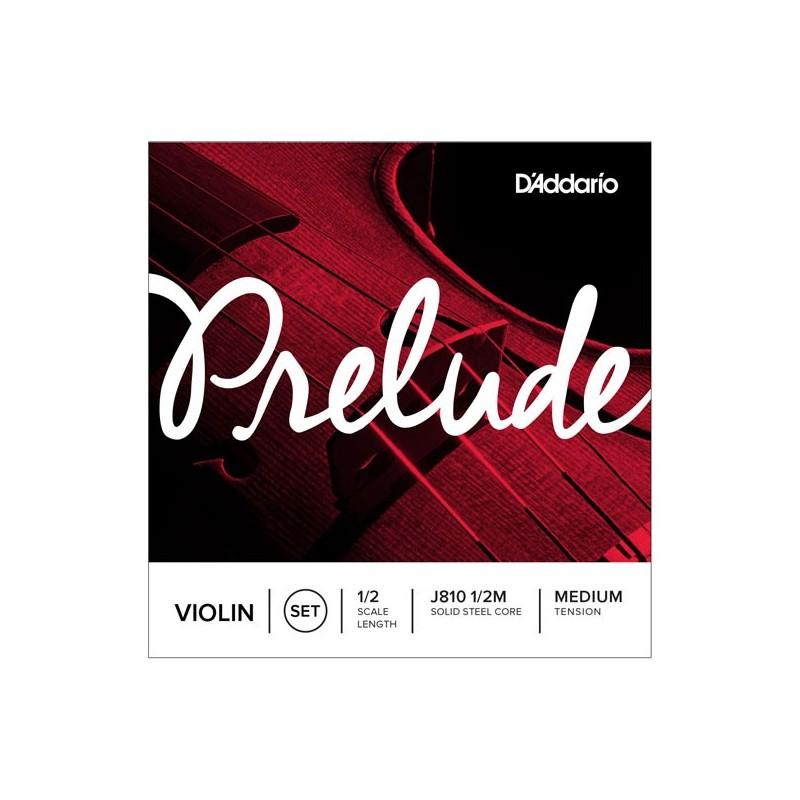 D'Addario Prelude vioară 1/2 - Corzi Vioară
