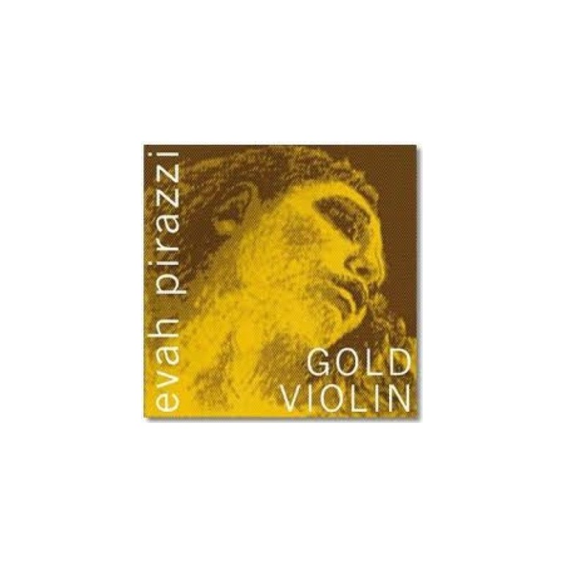 Pirastro Evah Pirazzi Gold Sol Argint - Corzi Vioară