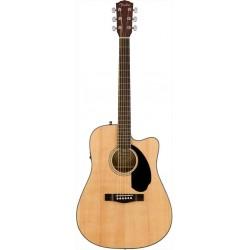 Chitara  electro-acustica Fender CD-60SCE Natural