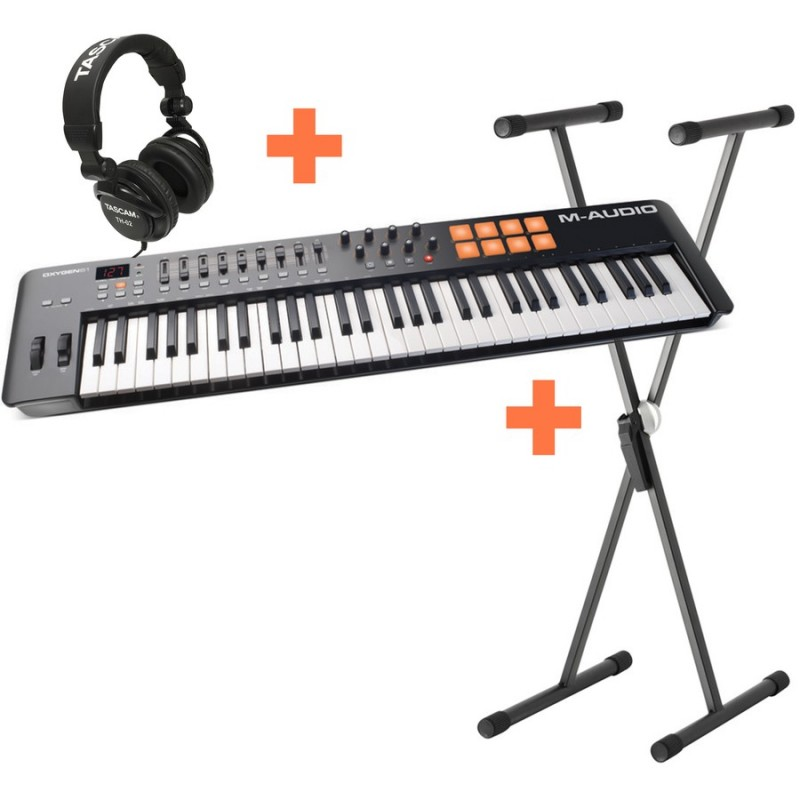 M-Audio Oxygen 61 Bundle