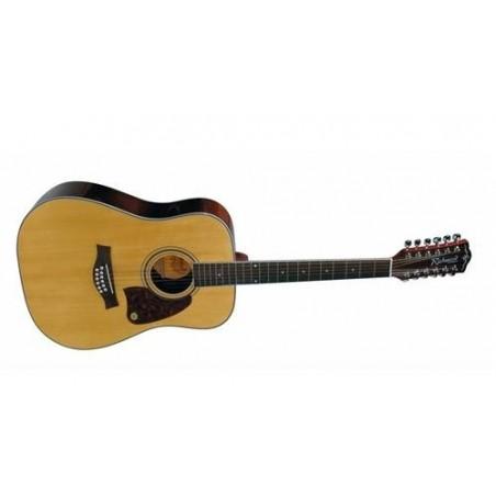 Chitara acustica double six Richwood RD17 12
