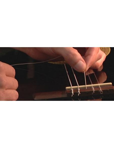 Montaj corzi chitara
