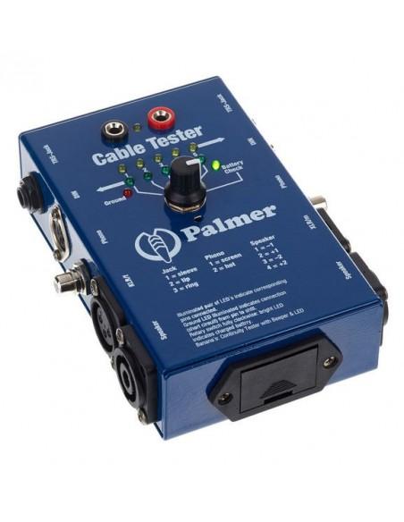 Tester Cabluri Audio